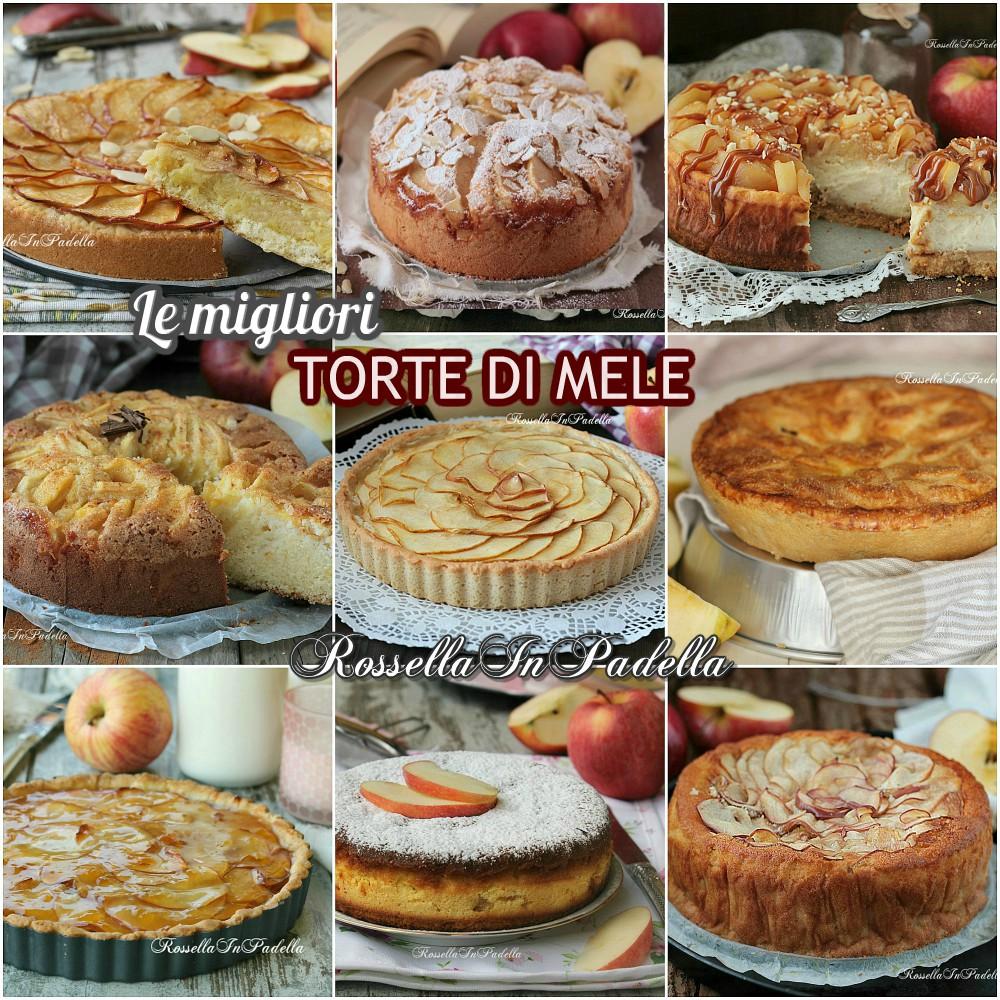 Le migliori ricette di torte di mele tutte facili e veloci for Ricette di torte