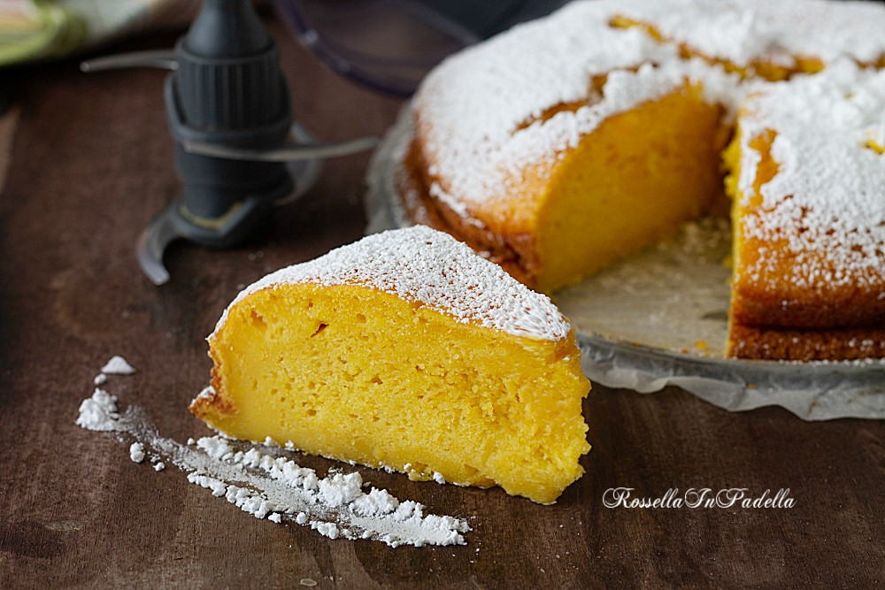 Pan di zucca, ricetta torta nel frullatore