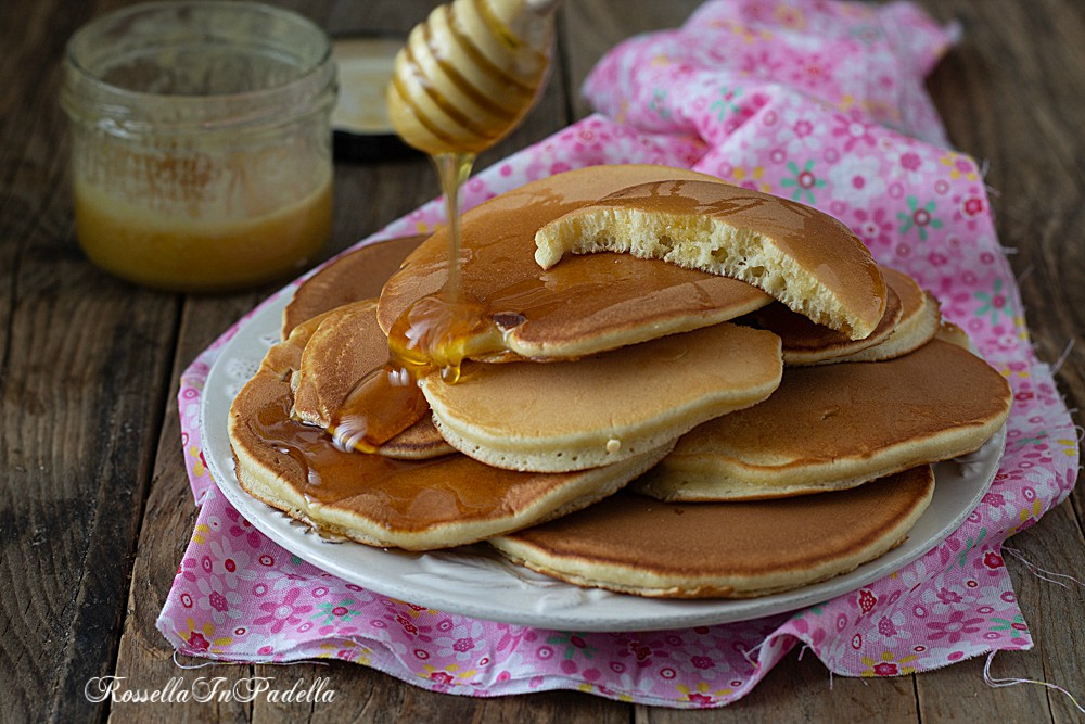 Pancakes, ricetta perfetta a prova di riuscita!