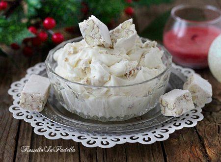 Crema furba al torroncino, ricetta senza uova