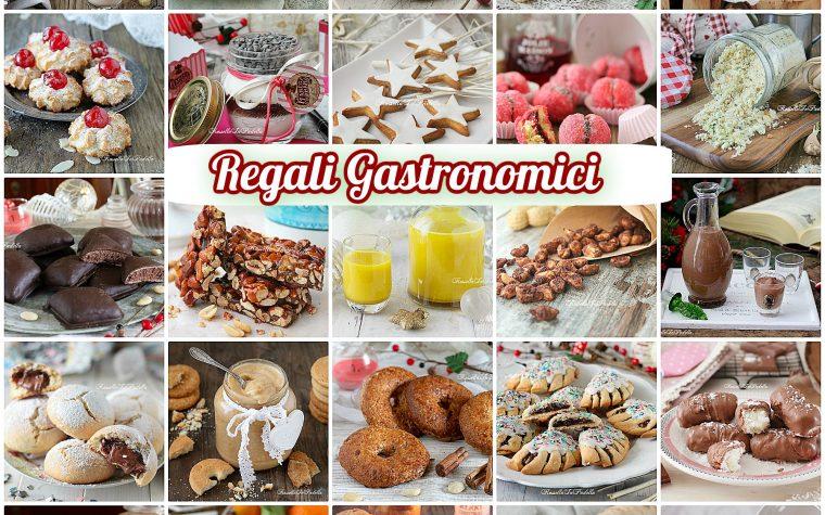 Regali gastronomici per Natale