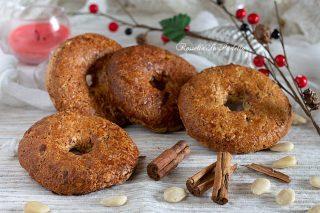 Roccocò napoletani, biscotti di Natale