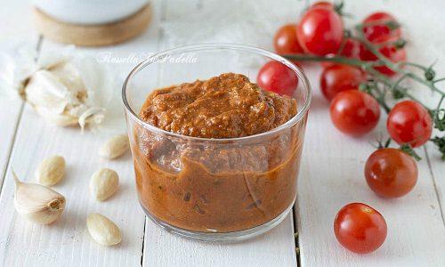 Pesto alla trapanese, ricetta siciliana
