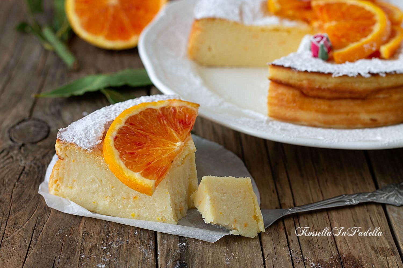 Moelleux all'arancia