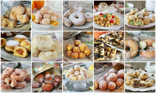 Le migliori ricette dolci di Carnevale