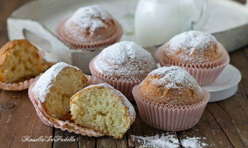 Muffin 5 minuti, ricetta velocissima