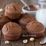 Muffin 5 minuti alla nutella