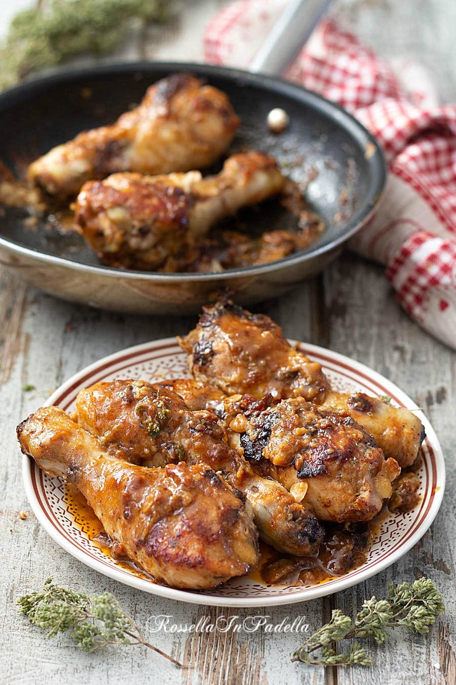 Ricetta con il pollo