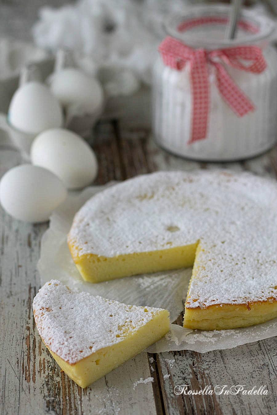 TORTA DI RICOTTA - solo 3 ingredienti torta alla ricotta ricetta