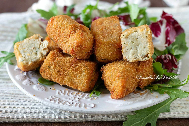 Ricetta Crocchette di baccalà e patate