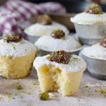Muffin in padella allo yogurt