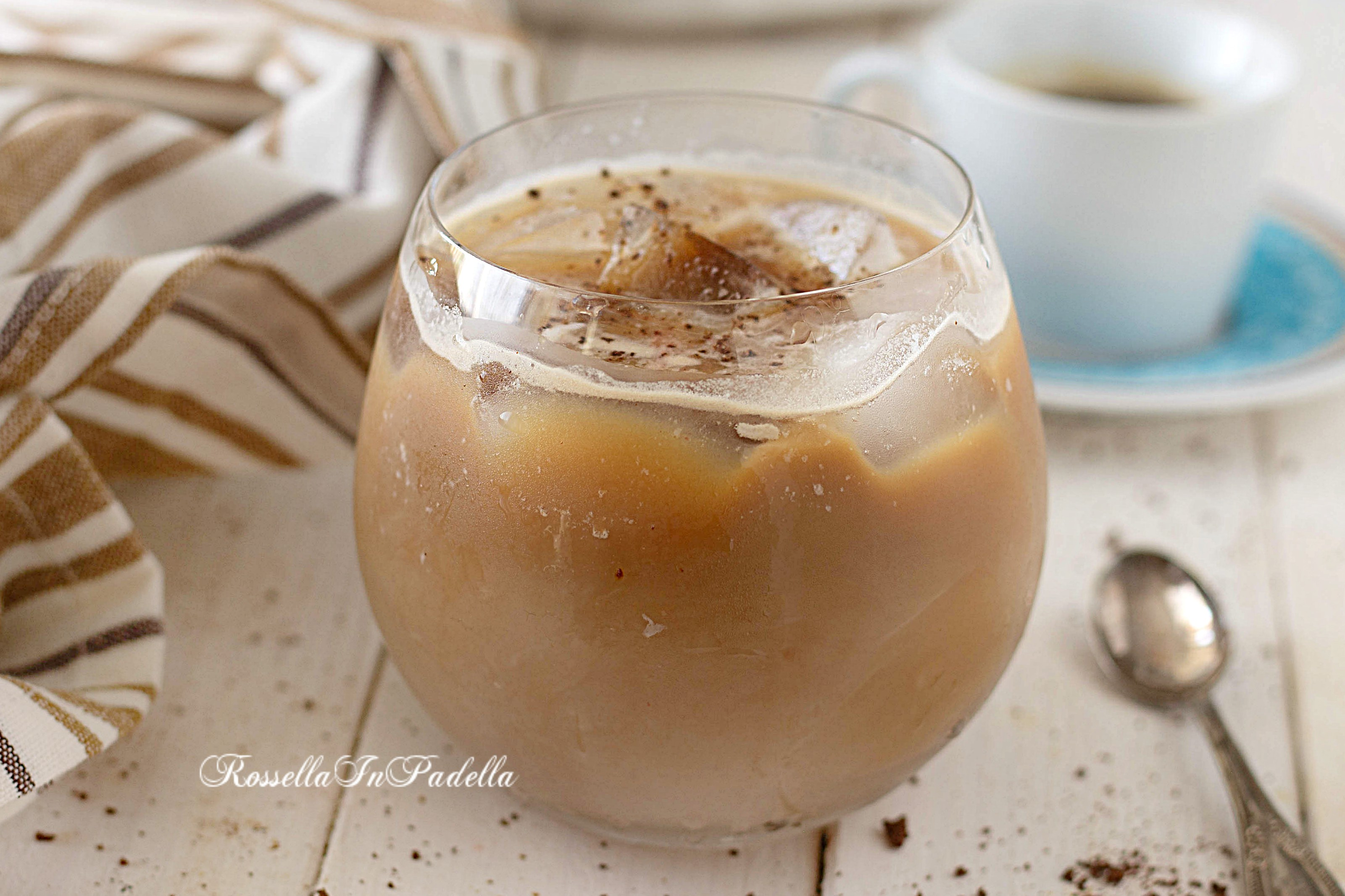 ricetta Caffè freddo con il barattolo