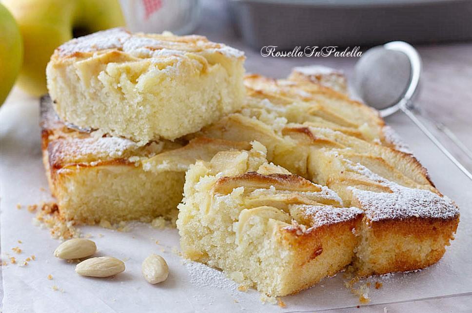 Ricetta torta di mele facile