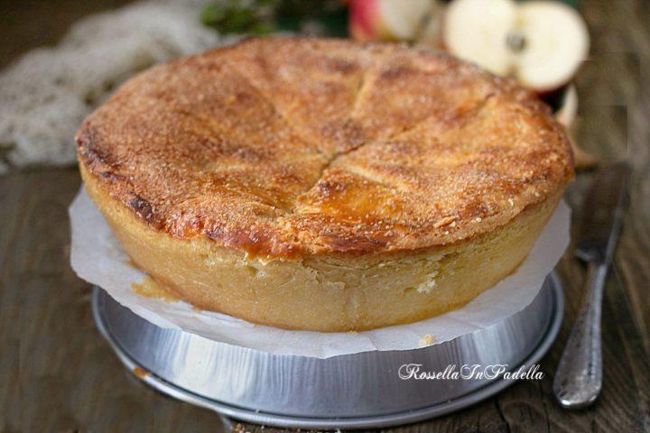 Ricetta APPLE PIE torta di mele americana