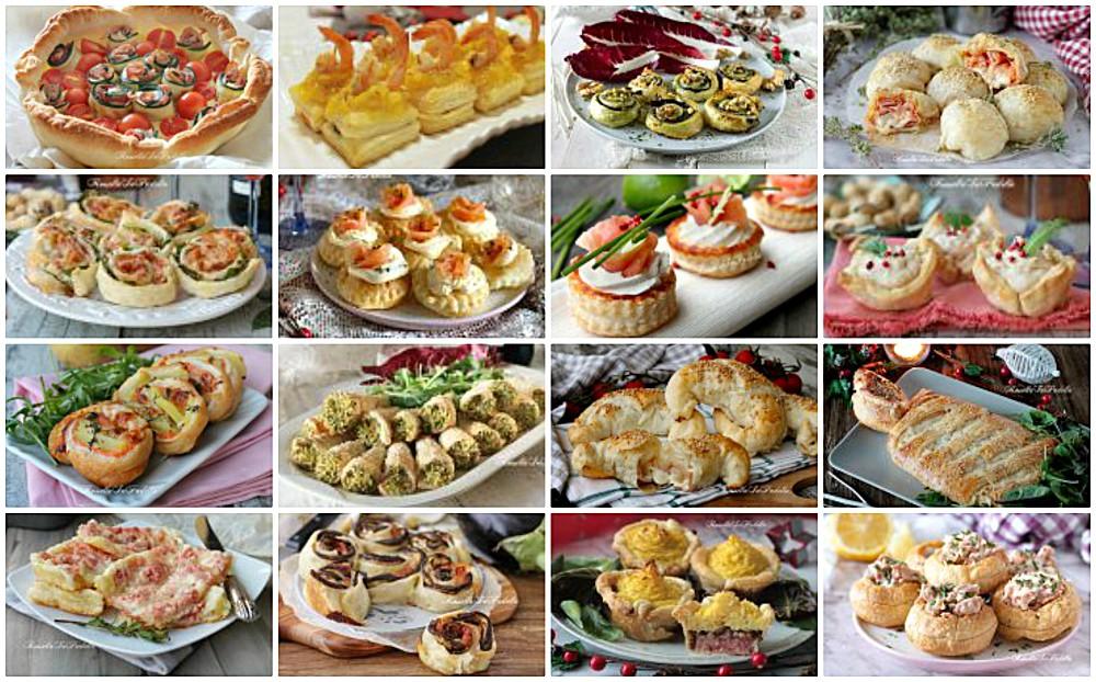 Antipasti Di Natale 2020 Giallo Zafferano.30 Ricette Di Antipasti Con La Pasta Sfoglia Per Natale