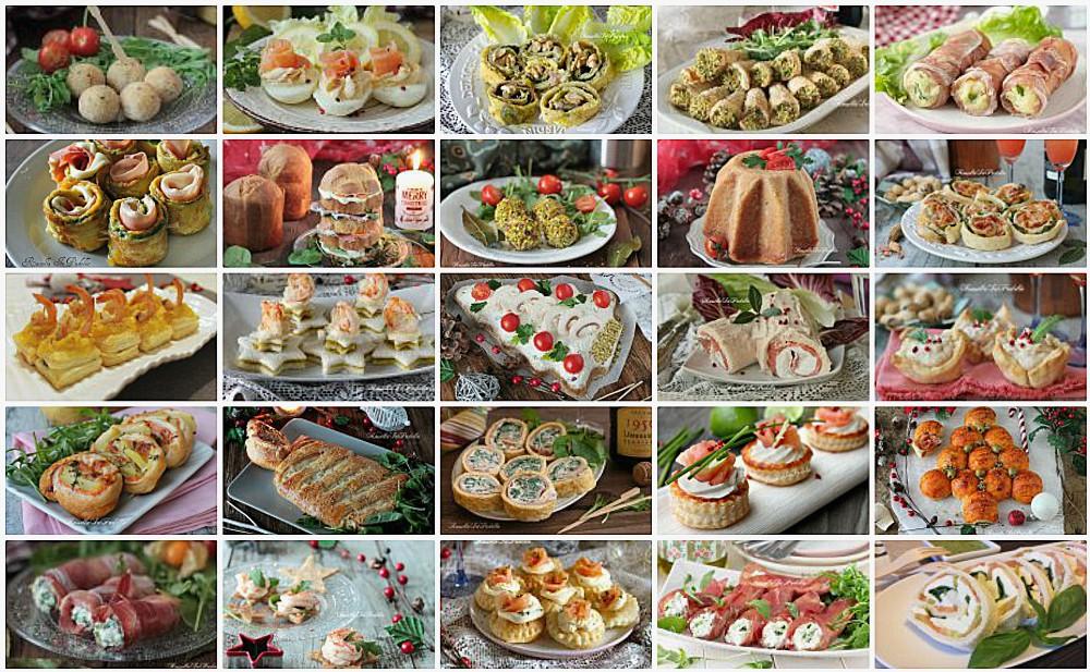 Antipasti Sfiziosi Per Il Giorno Di Natale.50 Ricette Di Antipasti Per Natale Tutte Facili