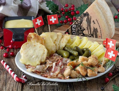 Raclette autunnale