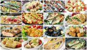 Ricette Secondi piatti di PESCE 20 ricette per la VIGILIA DI NATALE