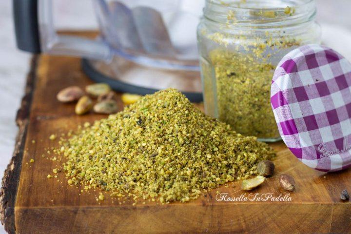 Come fare la farina di pistacchi in casa