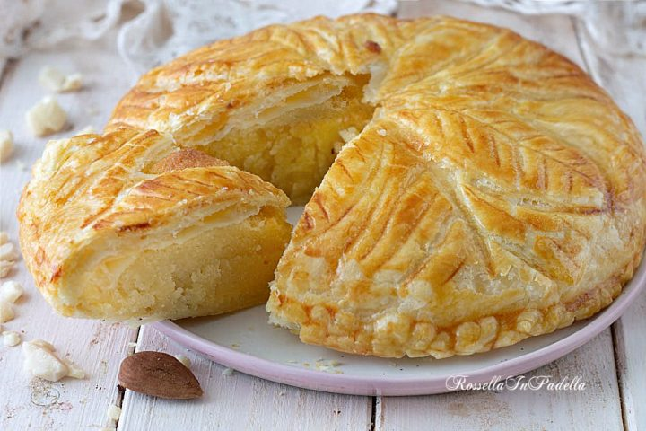Ricetta torta dei re magi Galette des Rois