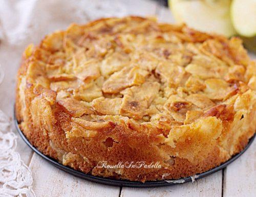 MELACCIO torta di mele senza uova