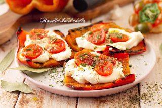 Ricetta leggera con verdure grigliate