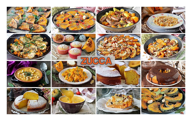 rICETTA ZUCCA: 20 ricette imperdibili, dal primo al contorno ai dolci