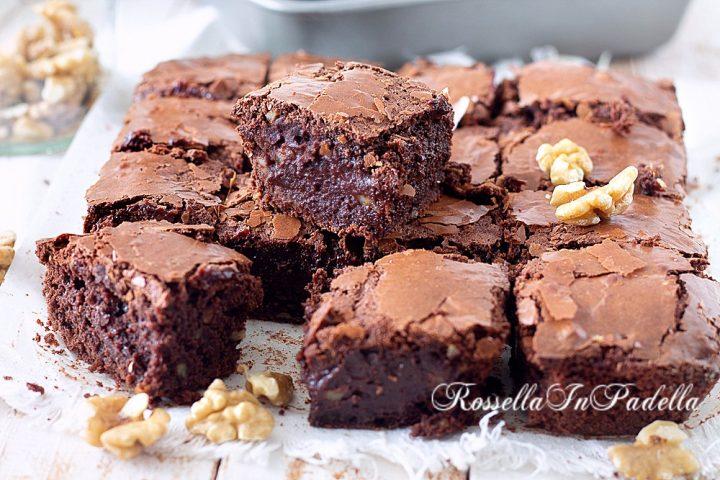 Coe fare i brownies cremosi