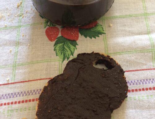 Muffin agli albumi, miele e noci