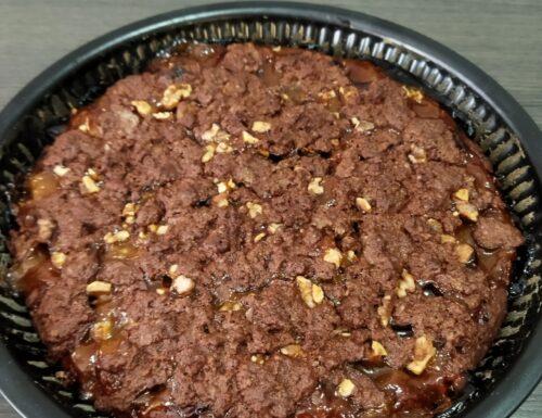Crostata con frolla al cacao di Ernst Knam