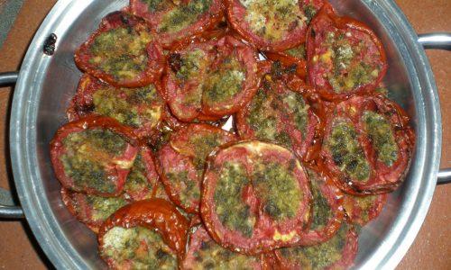 Pomodori gratinati | Ricetta base