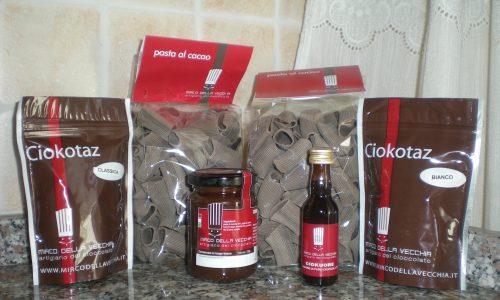 Collaborazione: Cioccolateria Mirco Della Vecchia