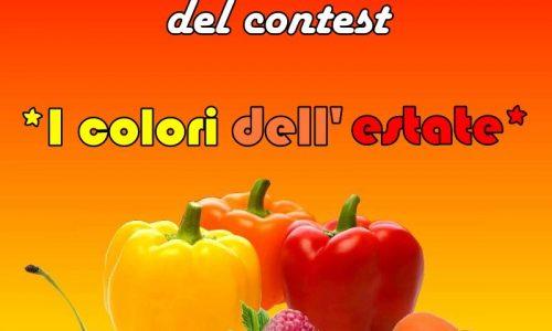 """Le ricette finaliste del nostro contest """"I COLORI DELL'ESTATE""""!!"""