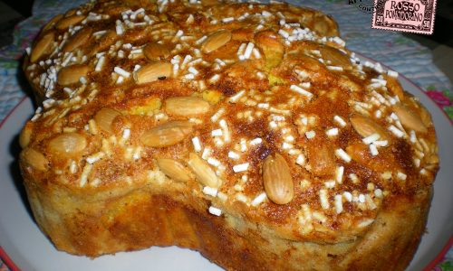 Colomba pasquale | Ricetta dolce