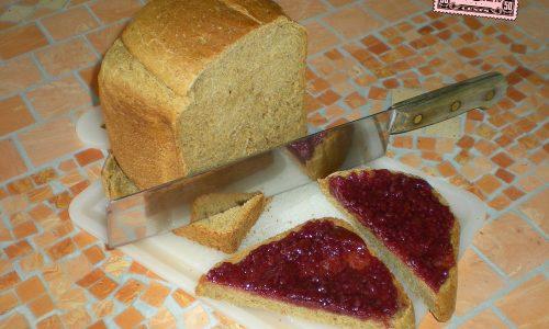 Pane ai cereali | Ricetta con la macchina del pane