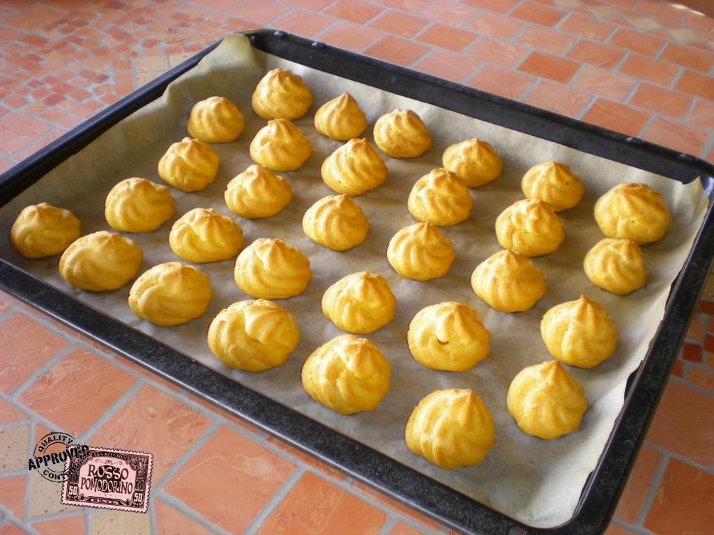 pasta choux - bigne'