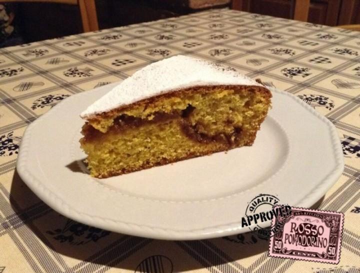 Torta farcitura marmellata