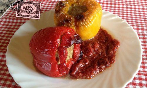 Peperoni ripieni | Ricetta