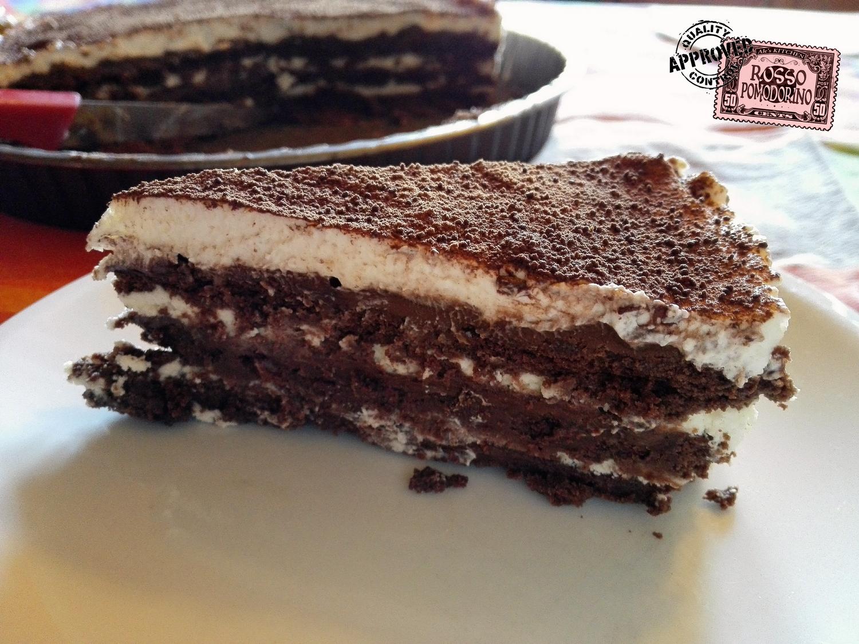 Torta Pan di Stelle | Ricetta dolce