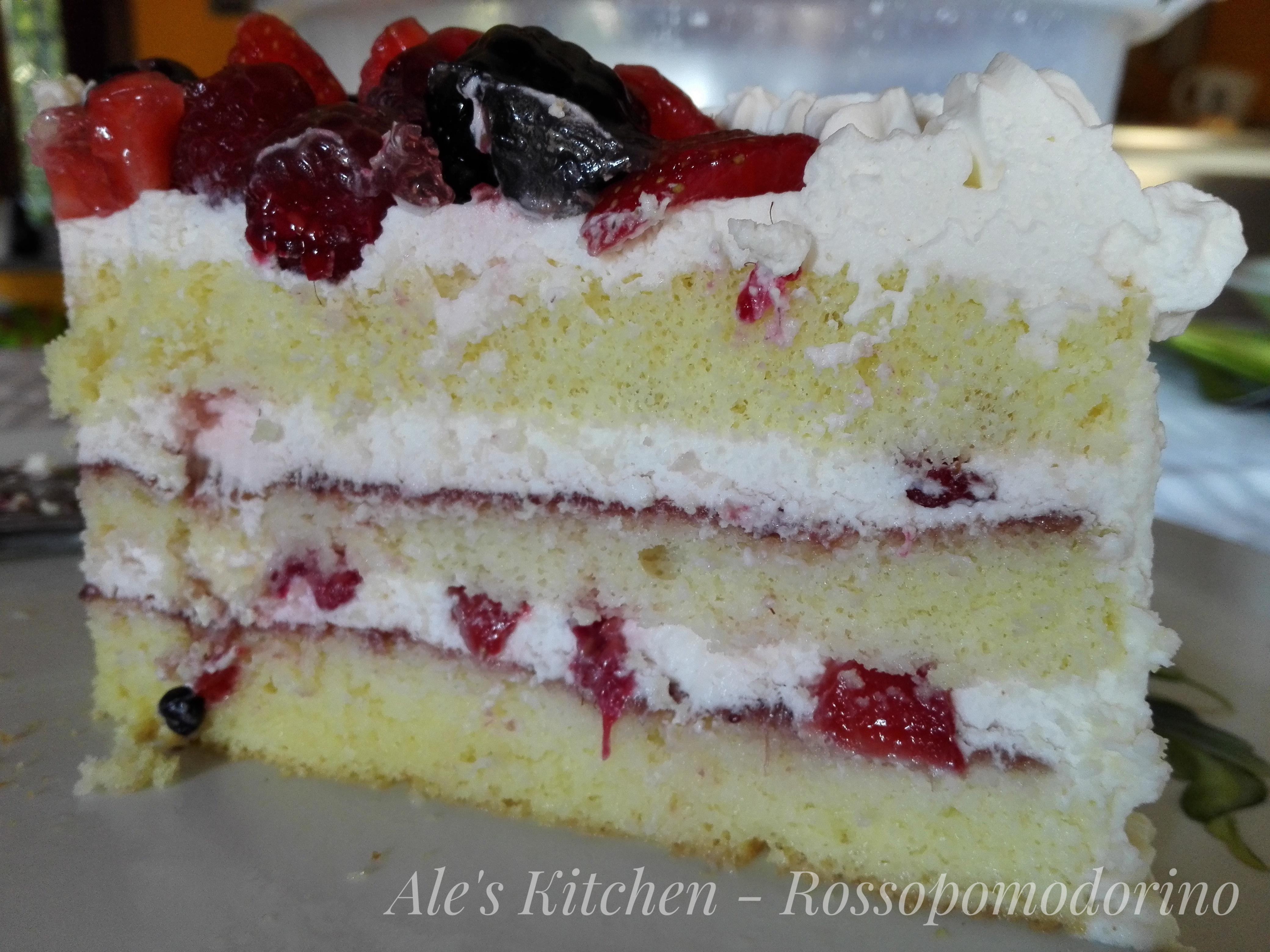 Ricette torte di compleanno 30 anni