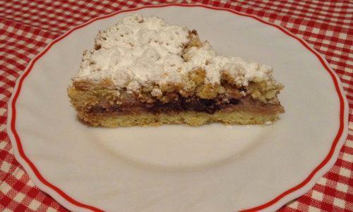 Crostata ricotta e cioccolato | Ricetta dolce