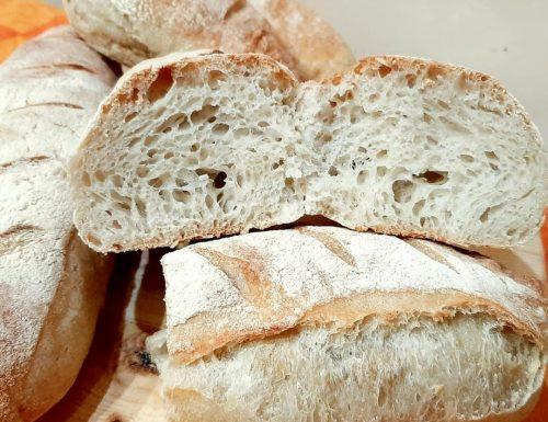 Filoncini di pane facili