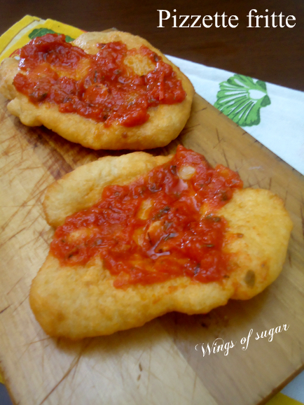 pizzette fritte - wings of sugar blog