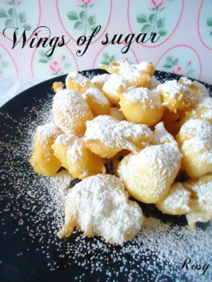 Castagnole dolci di carnelvale