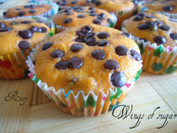 muffin-carote-e-cioccolato