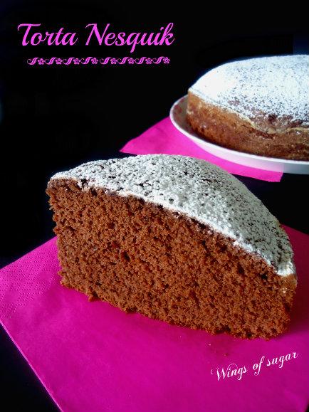 Torta nesquik wings of sugar blog