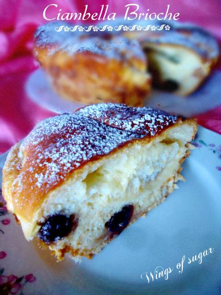 ciambella-brioche-crema-e-amarene- wings of sugar blog
