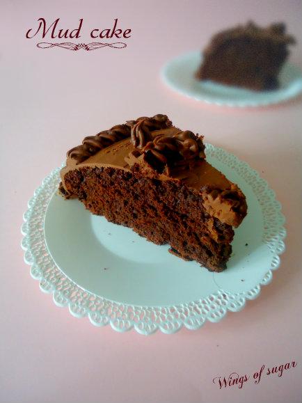 mud cake fetta - wings of sugar blog