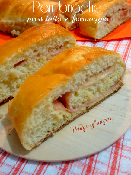 pan brioche farcito - wings of sugar blog