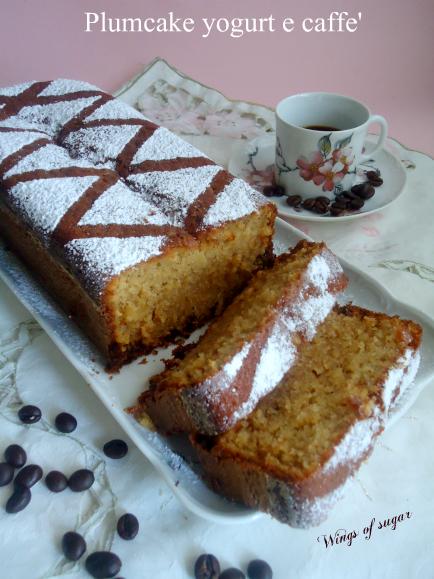 plumcake al caffè - wings of sugar blog